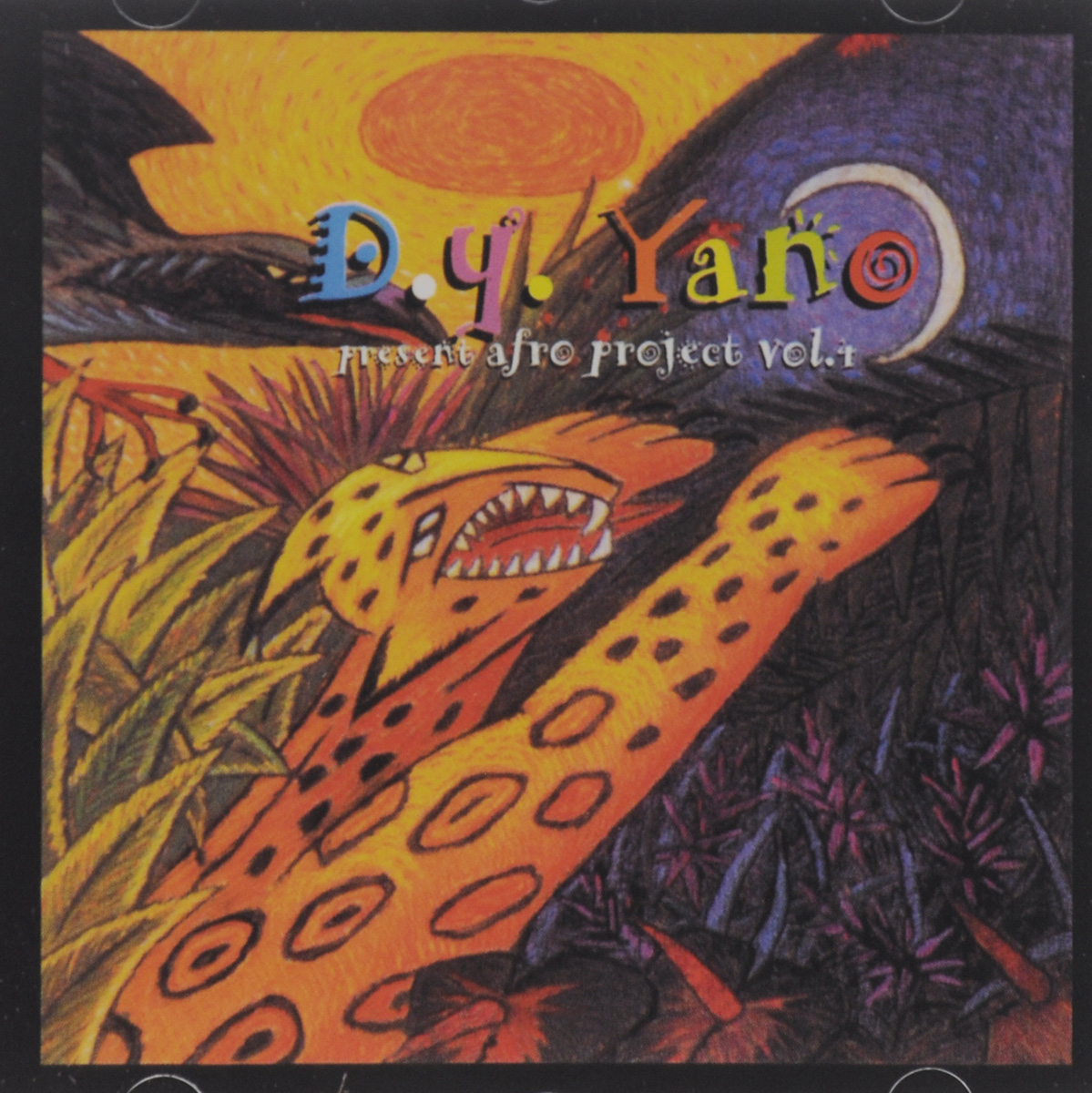 Dj Yano Dj Yano. Afro Project. Vol. 4 цена и фото