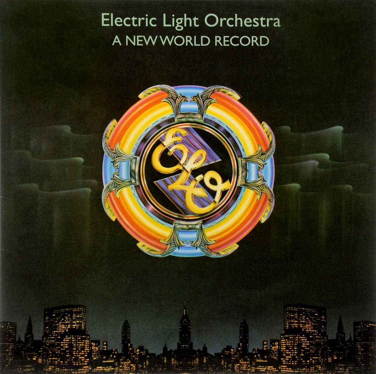Electric Light Orchestra Electric Light Orchestra. A New World Record (LP) electric light orchestra electric light orchestra a new world record 2016 black vinyl version 180 gr
