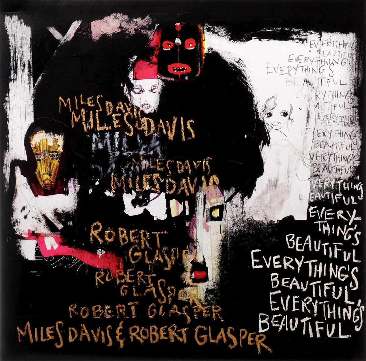 лучшая цена Майлз Дэвис,Роберт Глеспер Miles Davis & Robert Glasper. Everything's Beautiful (LP)