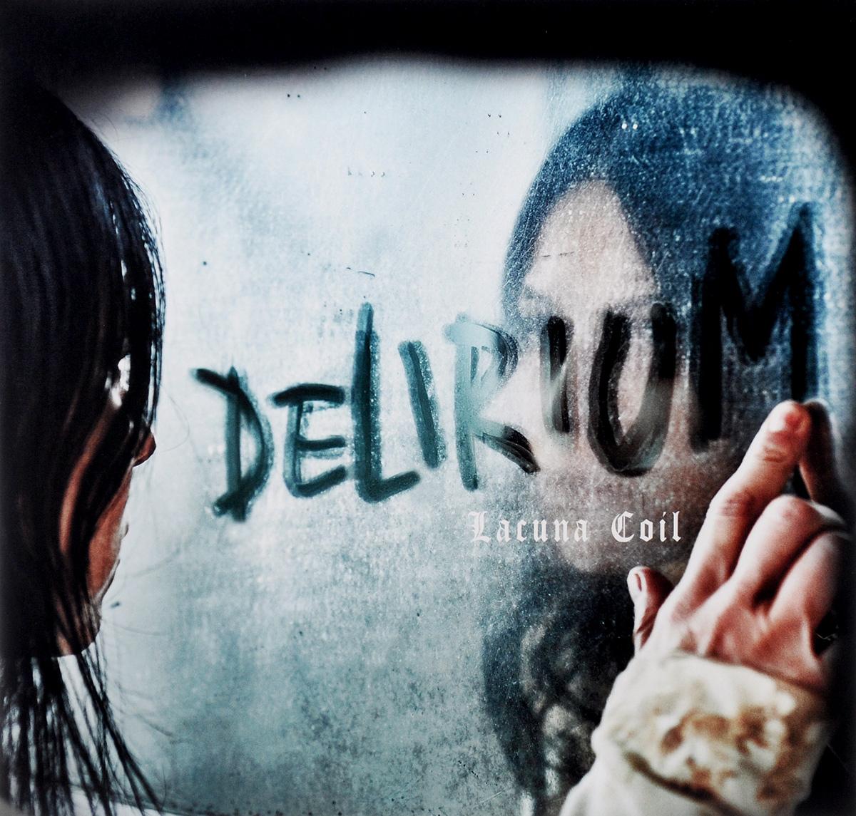 Lacuna Coil Coil. Delirium (LP + CD)