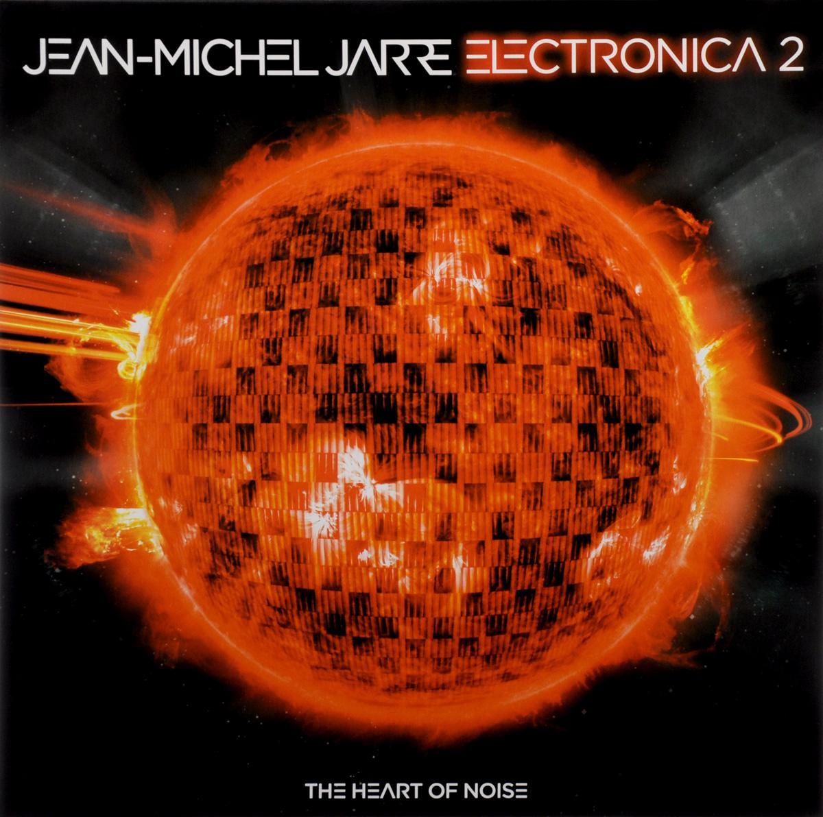 Жан-Мишель Жарр Jean-Michel Jarre. Electronica 2 - The Heart Of Noise (2 LP)