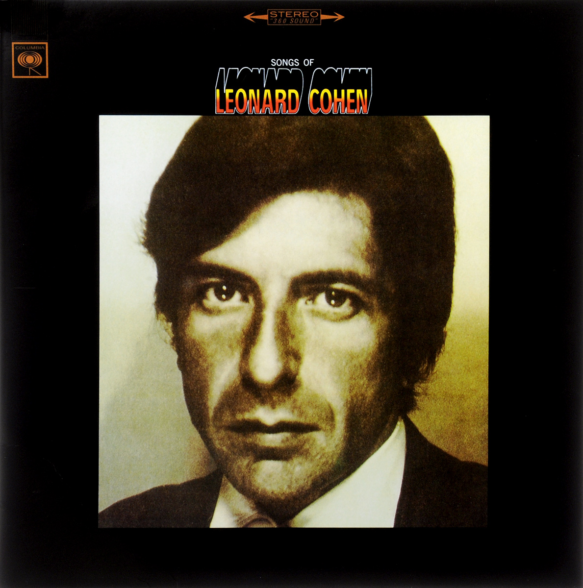 Леонард Коэн Leonard Cohen. Songs Of Leonard Cohen (LP) leonard cohen leonard cohen songs of love and hate