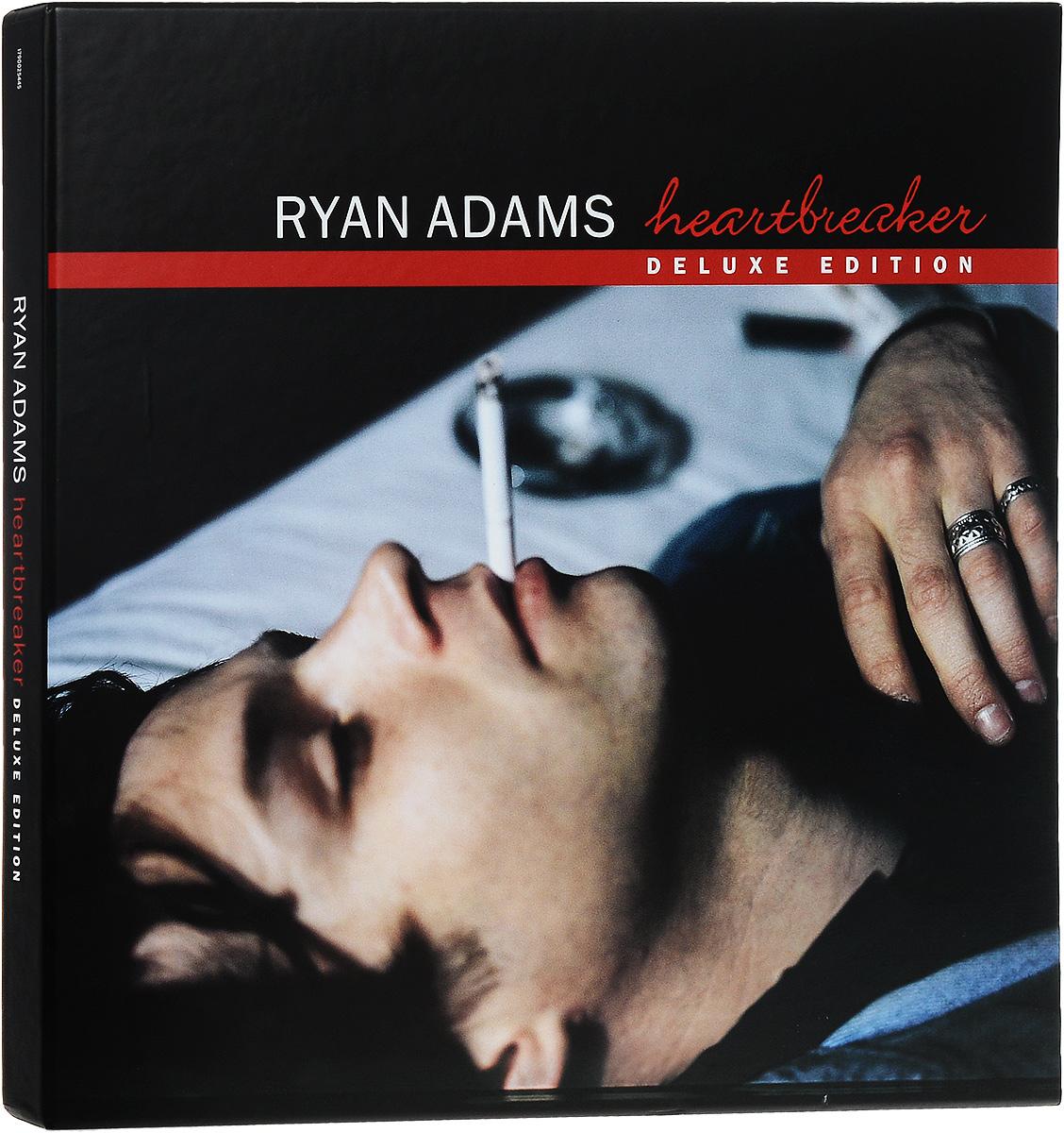 Райан Адамс Ryan Adams. Heartbreaker. Deluxe Edition (4 LP + DVD) райан адамс ryan adams 1989