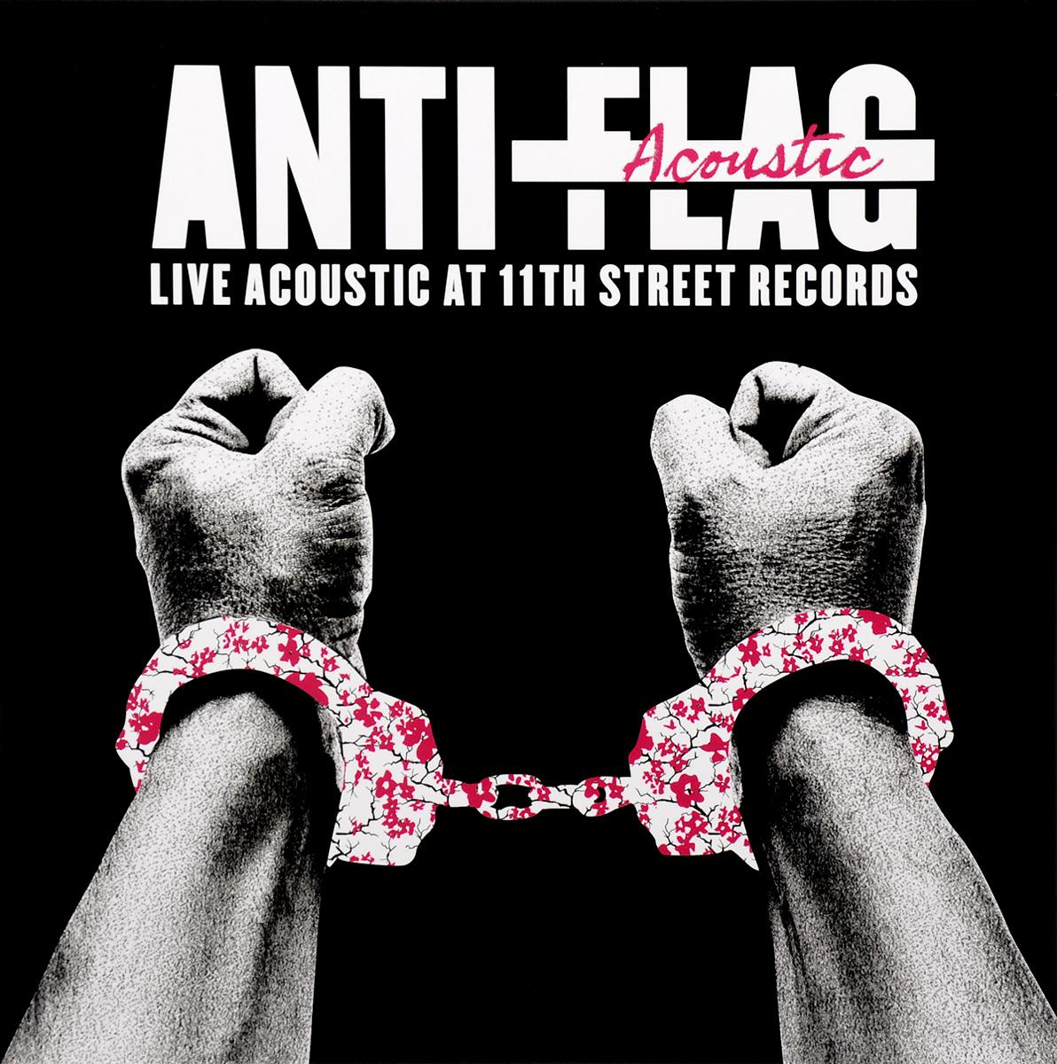 Anti-Flag Anti-Flag. Live Acoustic At 11Th Street Records (LP) anti flag anti flag american fall colour