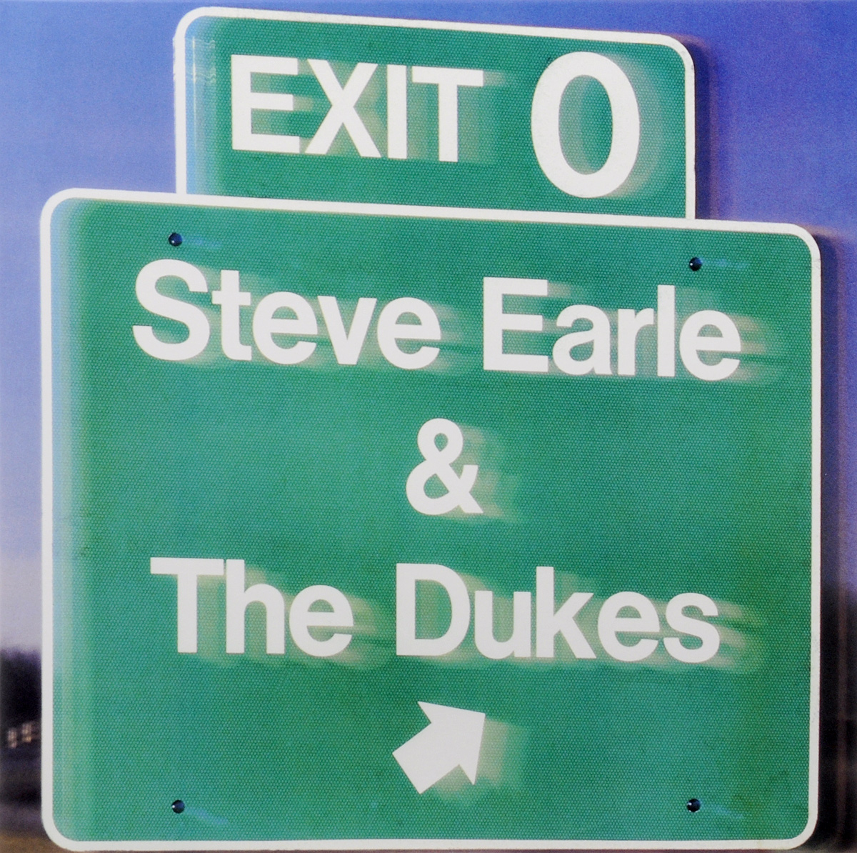 Стив Эрль,The Dukes Steve Earle & The Dukes. Exit 0 (LP) steve earle vancouver