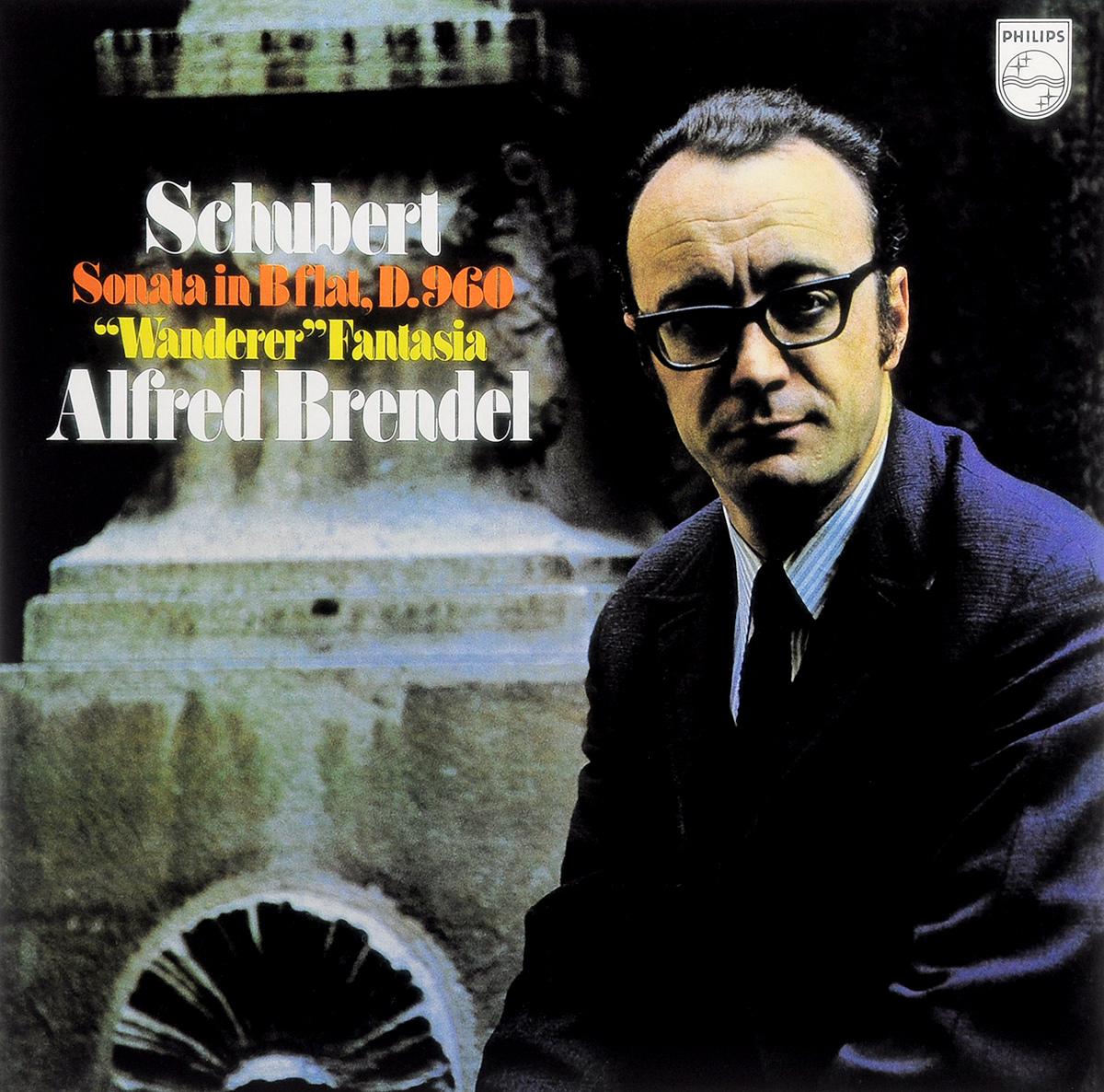 Альфред Брендель Alfred Brendel. Schubert. Sonata In B Flat, D. 960 / Wanderer Fantasia (LP) альфред брендель alfred brendel schubert complete impromptus