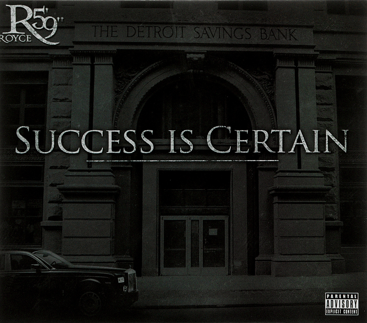 Royce Da 5'9 Royce Da 5'9. Success Is Certain royce 8 10 12