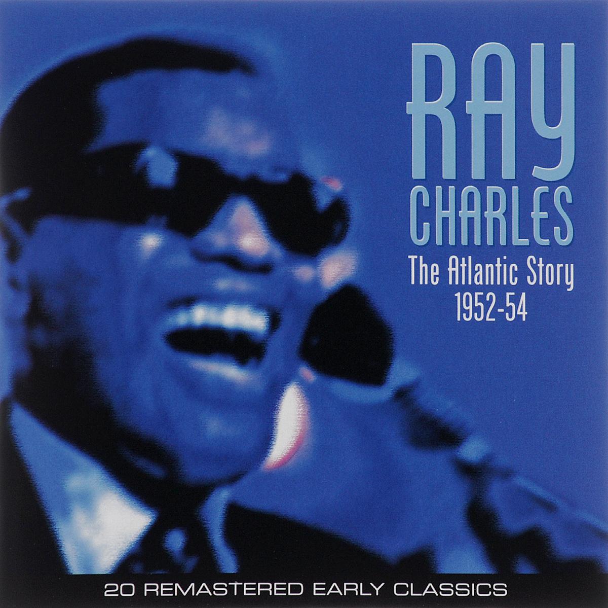 Рэй Чарльз Ray Charles. The Atlantic Story 1952-54 цена