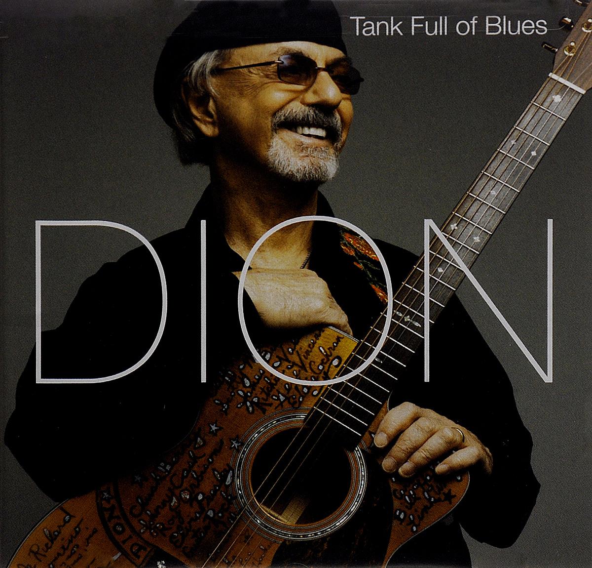Dion Dion. Tank Full Of Blues недорго, оригинальная цена