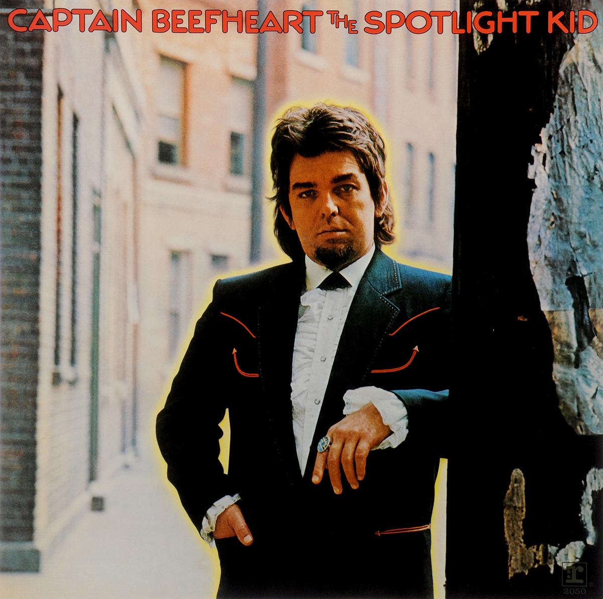 лучшая цена Кэптен Бифхарт Captain Beefheart. The Spotlight Kid (LP)