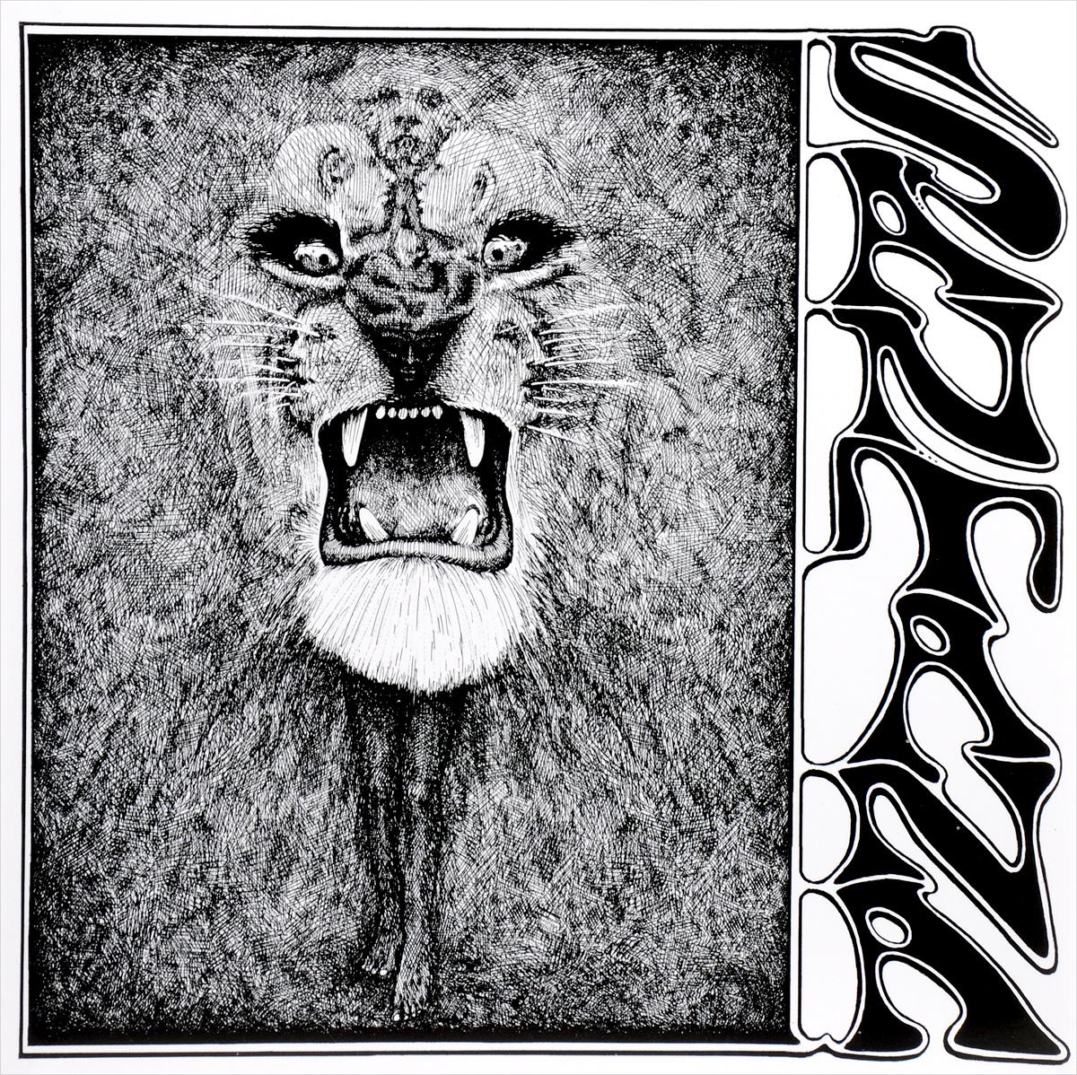 цена на Santana Santana. Santana (LP)