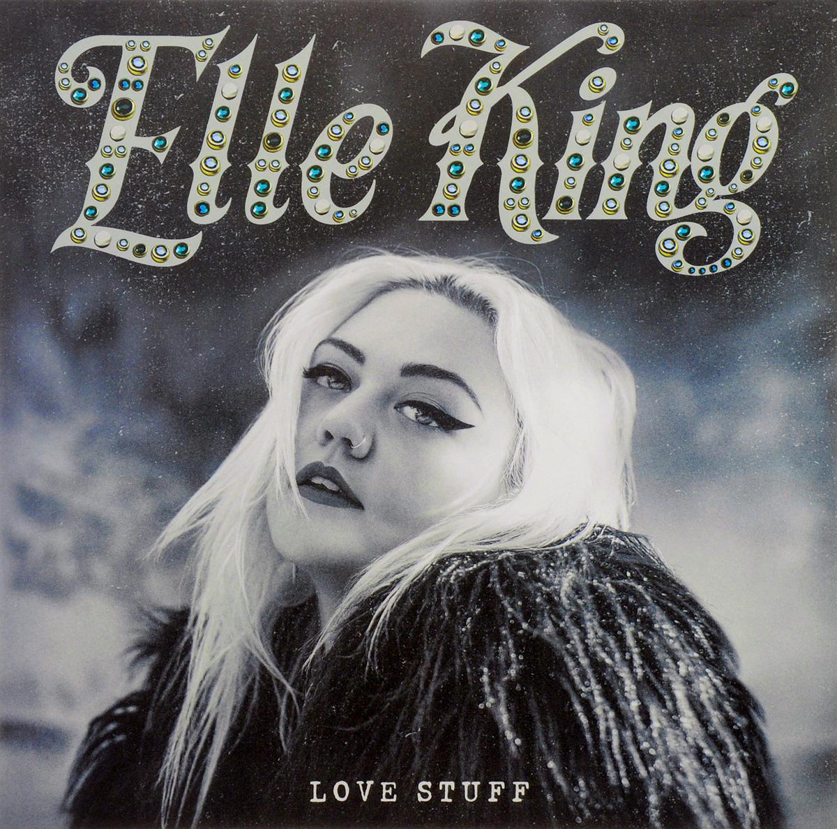 Elle King Elle King. Love Stuff (LP) duane swierczynski ken lashley cable king size 1