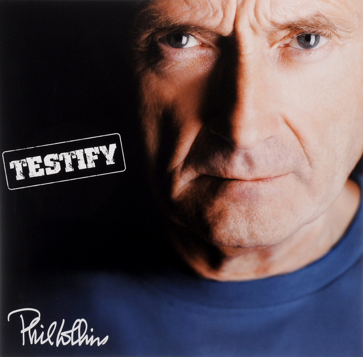 Фил Коллинз Phil Collins. Testify (2 LP) goldblade testify