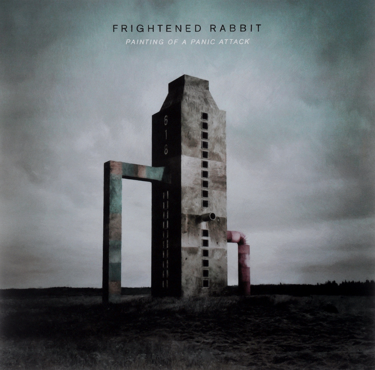 Frightened Rabbit Frightened Rabbit. Painting Of A Panic Attack (LP) frightened rabbit frightened rabbit painting of a panic attack 180 gr