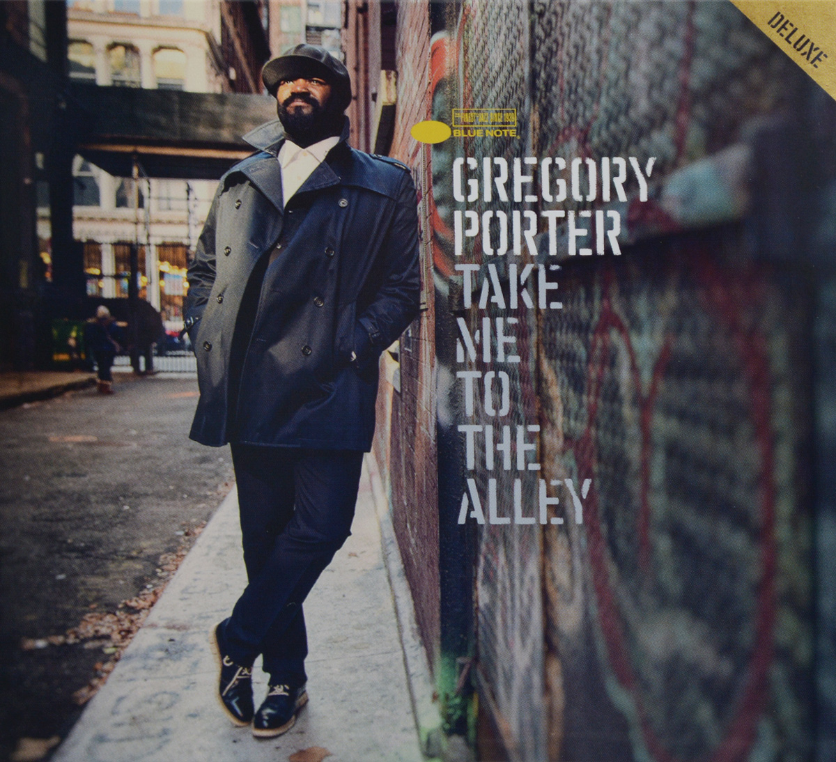 Грегори Портер Gregory Porter. Take Me To The Alley. Deluxe Edition (CD + DVD) notte magica a tribute to the three tenors deluxe cd dvd