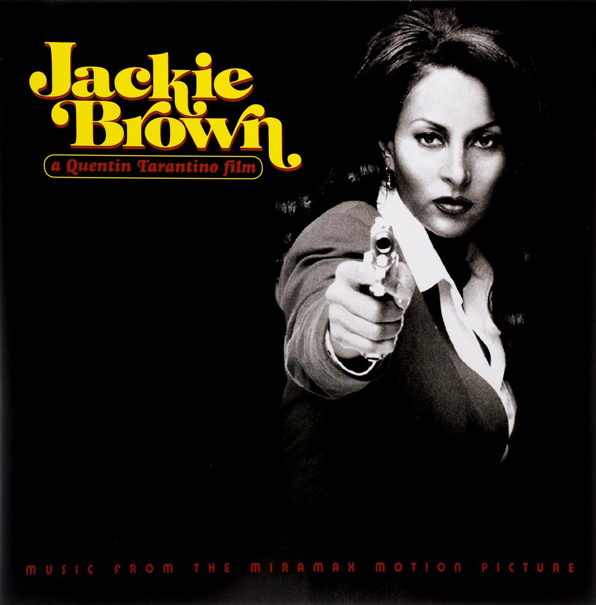 Бобби Уомак,The Brothers Johnson,Билл Уизерс,Джонни Кэш,Bloodstone,Пэм Грайер,Фокси Браун,Рэнди Кроуфорд,The Delfonics,The Grass Roots Jackie Brown. Music From The Miramax Motion Picture (LP) бобби браун bobby brown the definitive collection