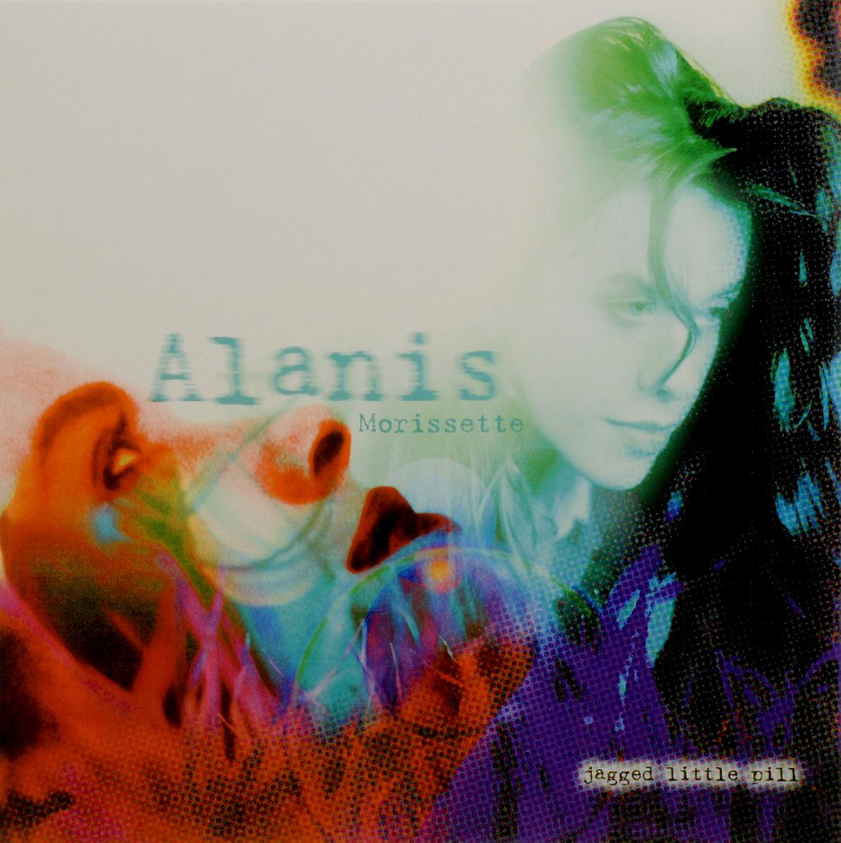 Аланис Мориссетт Alanis Morissette. Jagged Little Pill (LP) аланис мориссетт alanis morissette mtv unplugged lp