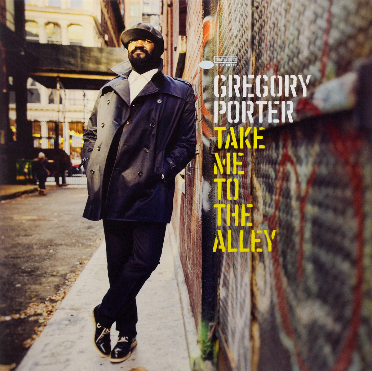 Грегори Портер Gregory Porter. Take Me To The Alley (2 LP) gregory porter gregory porter liquid spirit 2 lp