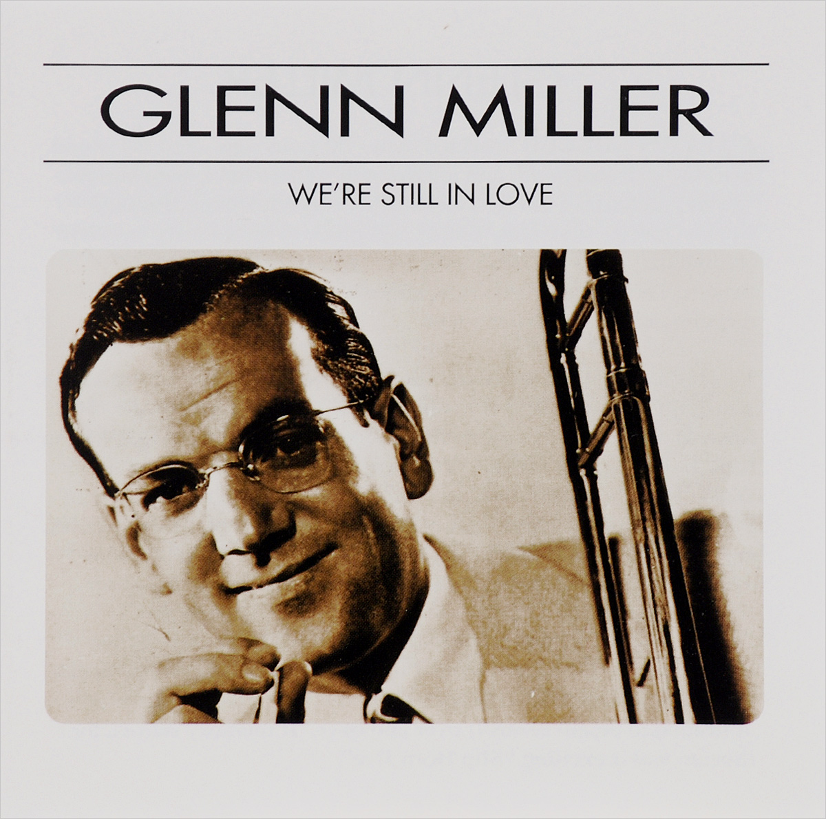 Гленн Миллер Glenn Miller. We're Still In Love цена и фото