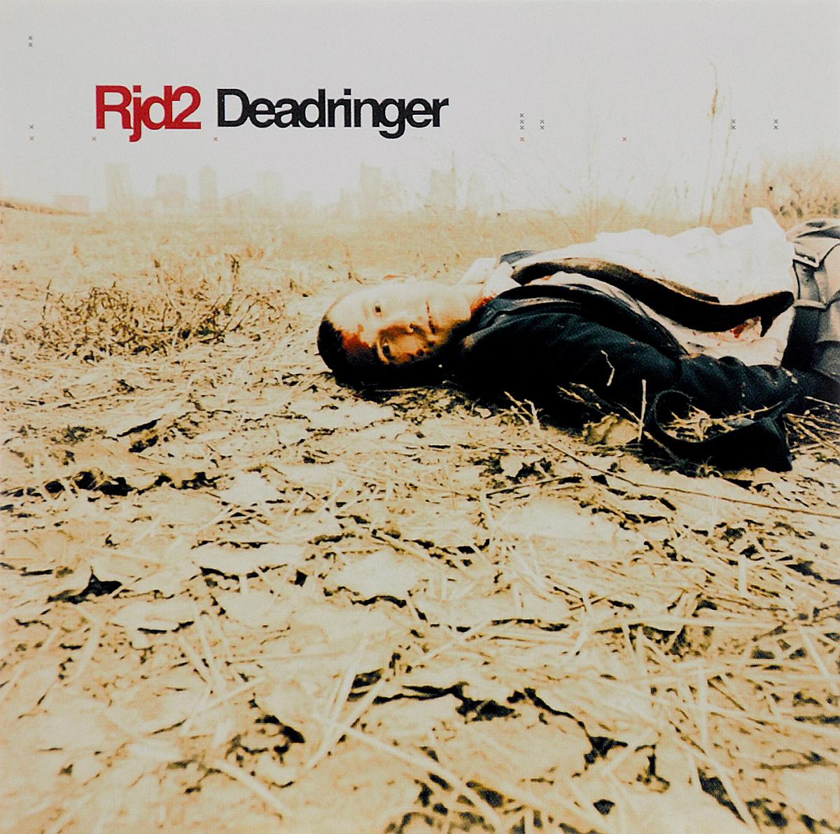 """""""RJD2"""" RJD2. Deadringer"""