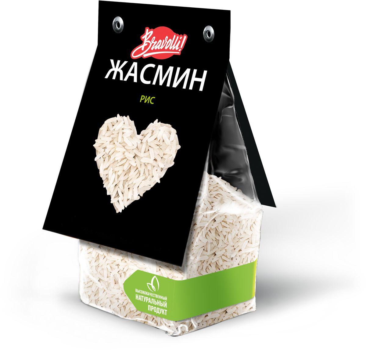 Bravolli Жасмин рис, 350 г цены
