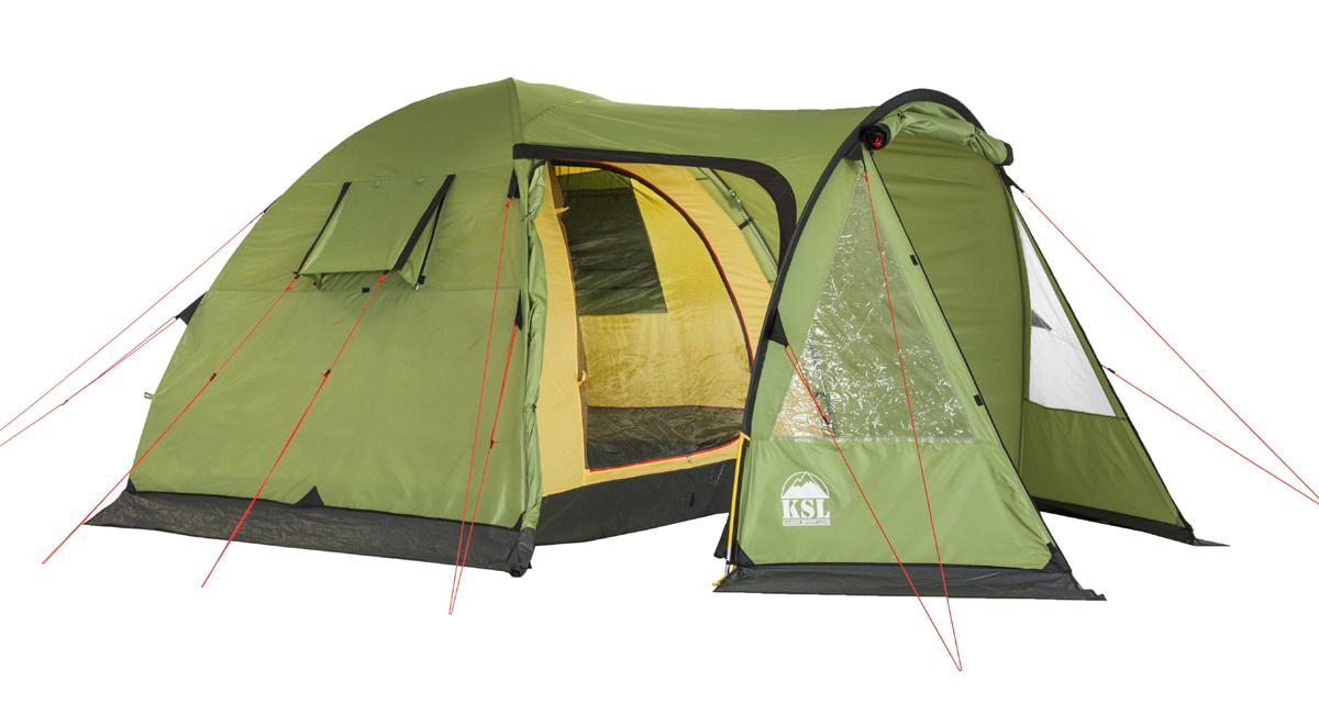 Палатка KSL Campo 4 Plus цена