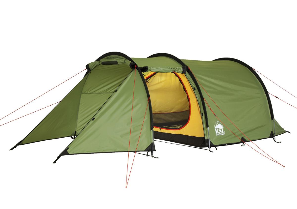 Палатка KSL Half Roll 3 цена