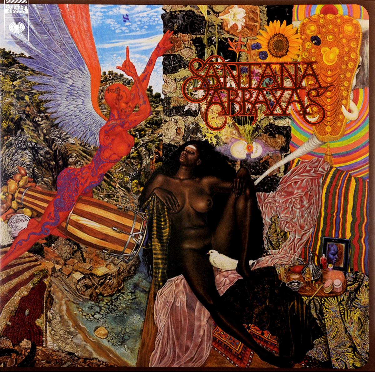 цена на Santana Santana. Abraxas (LP)