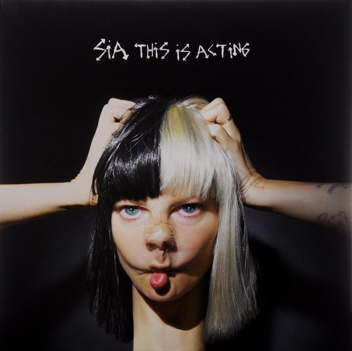 Sia Sia. This Is Acting (2 LP) катушка индуктивности jantzen cross coil 12 awg 2 mm 3 9 mh 0 42 ohm