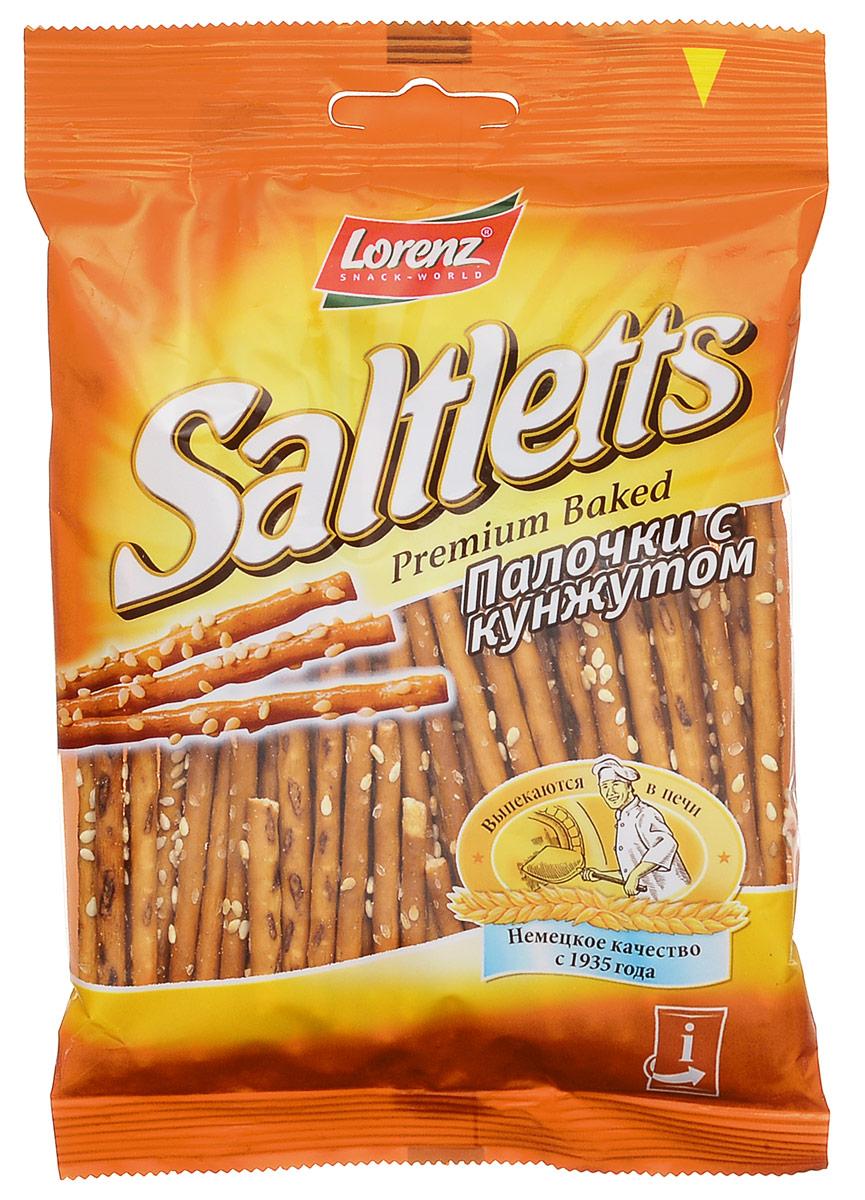 Lorenz Saltletts палочки с кунжутом, 60 г хлеб соль палочки с солью 200 г