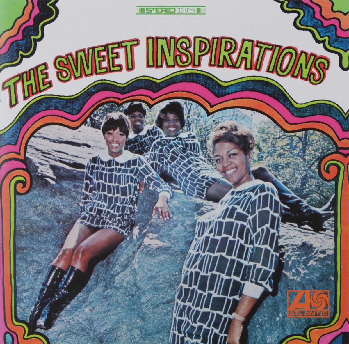 The Sweet Inspirations The Sweet Inspirations. The Sweet Inspirations sweet sweet action the ultimate story 2 cd