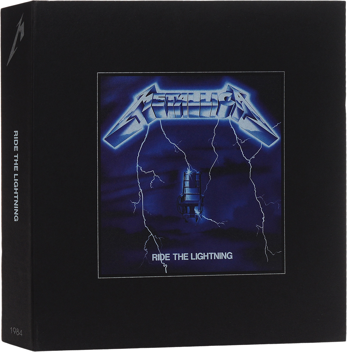 """Metallica"" Metallica. Ride The Lightning (3 LP + 6 CD + DVD)"