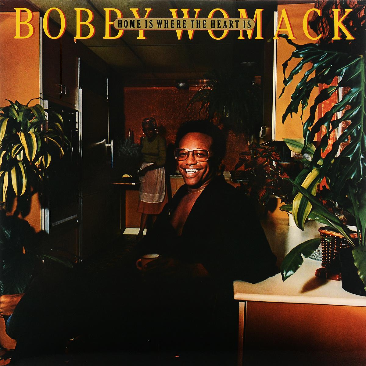 Бобби Уомак,Brotherhood Bobby Womack & Brotherhood. Home Is Where The Heart Is (LP) powers m babcock j the brotherhood 1