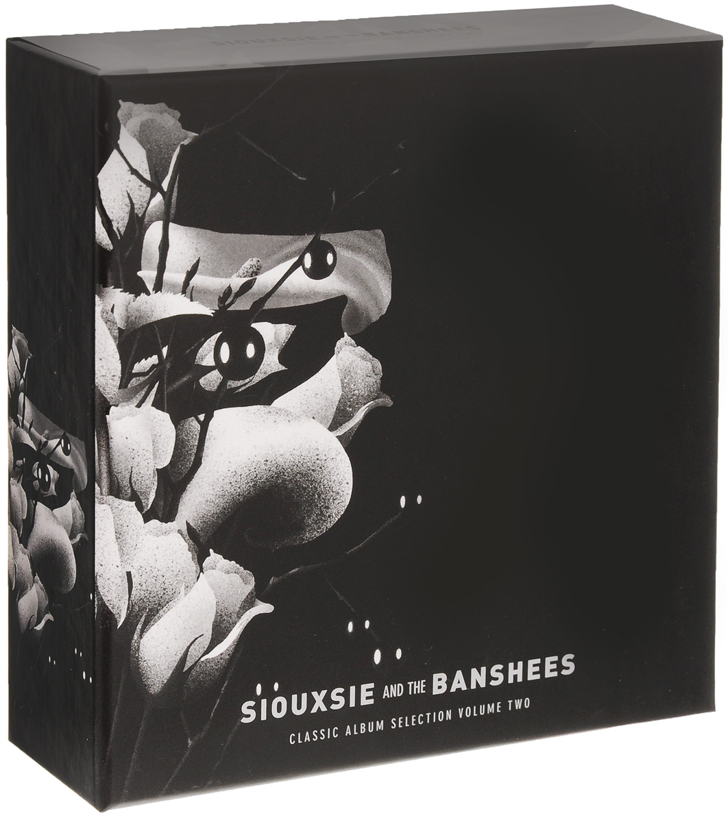 Siouxsie And The Banshees Siouxsie And The Banshees. Classic Album Selection. Volume 2 (6 CD) thing classic volume 2