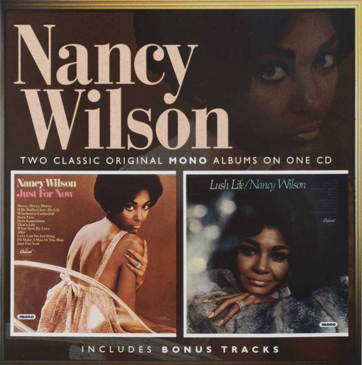 Нэнси Уилсон Nancy Wilson. Just For Now. Lush Life