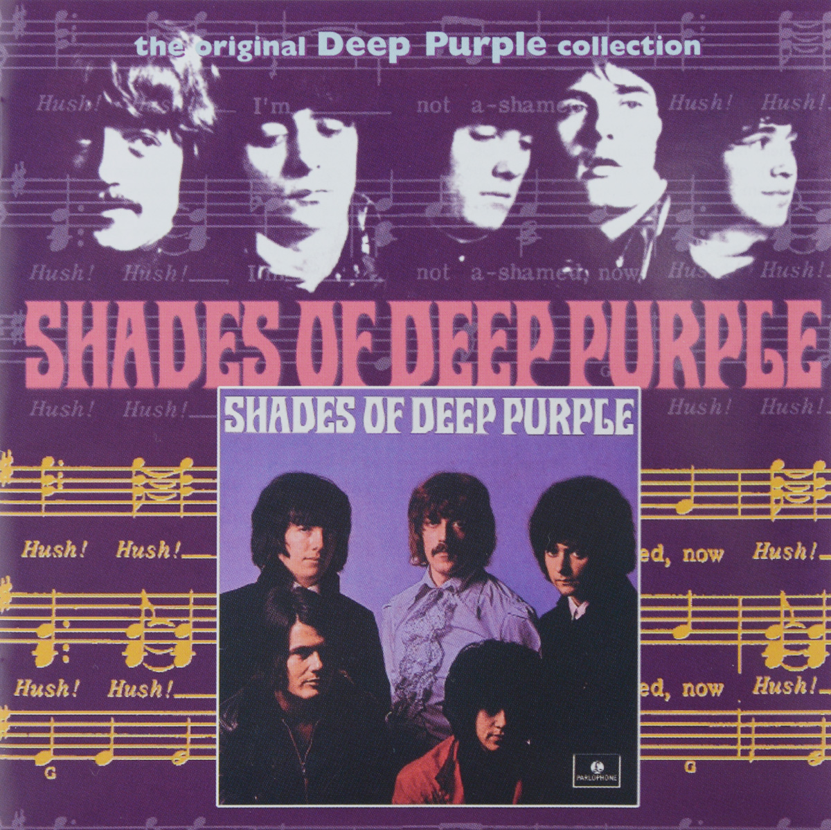 Deep Purple Deep Purple. Shades Of Deep Purple cd deep purple infinite