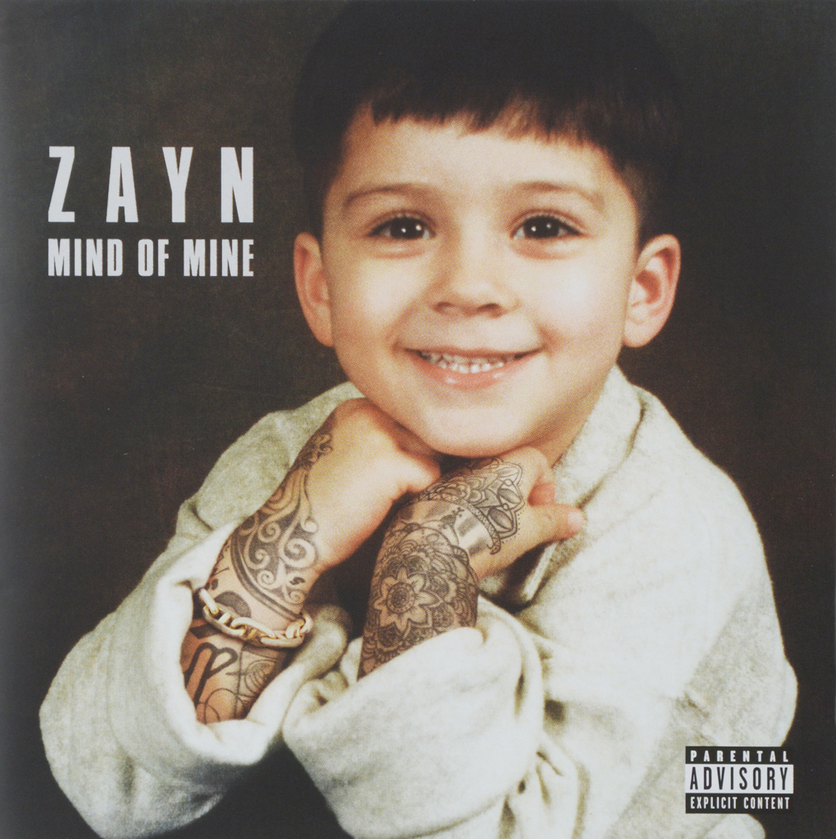 Фото - M. Zayn Zayn. Mind Of Mine. Deluxe Edition cd led zeppelin ii deluxe edition