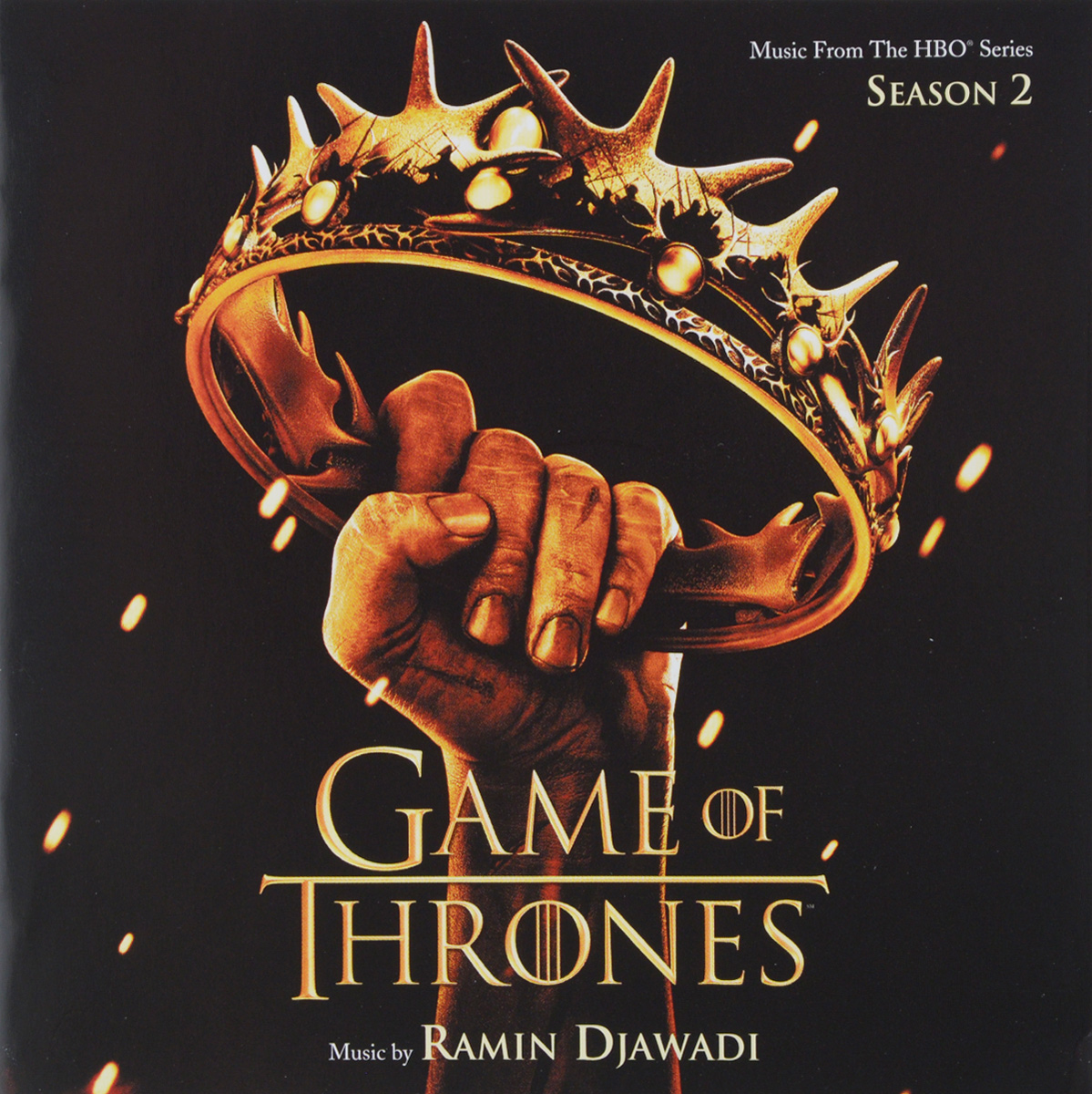 Ramin Djawadi. Game Of Thrones. Season 2 (Music From The HBO Series) antique carved wood star wars game of thrones music box hand crank theme music welcome to sell friends cooperation