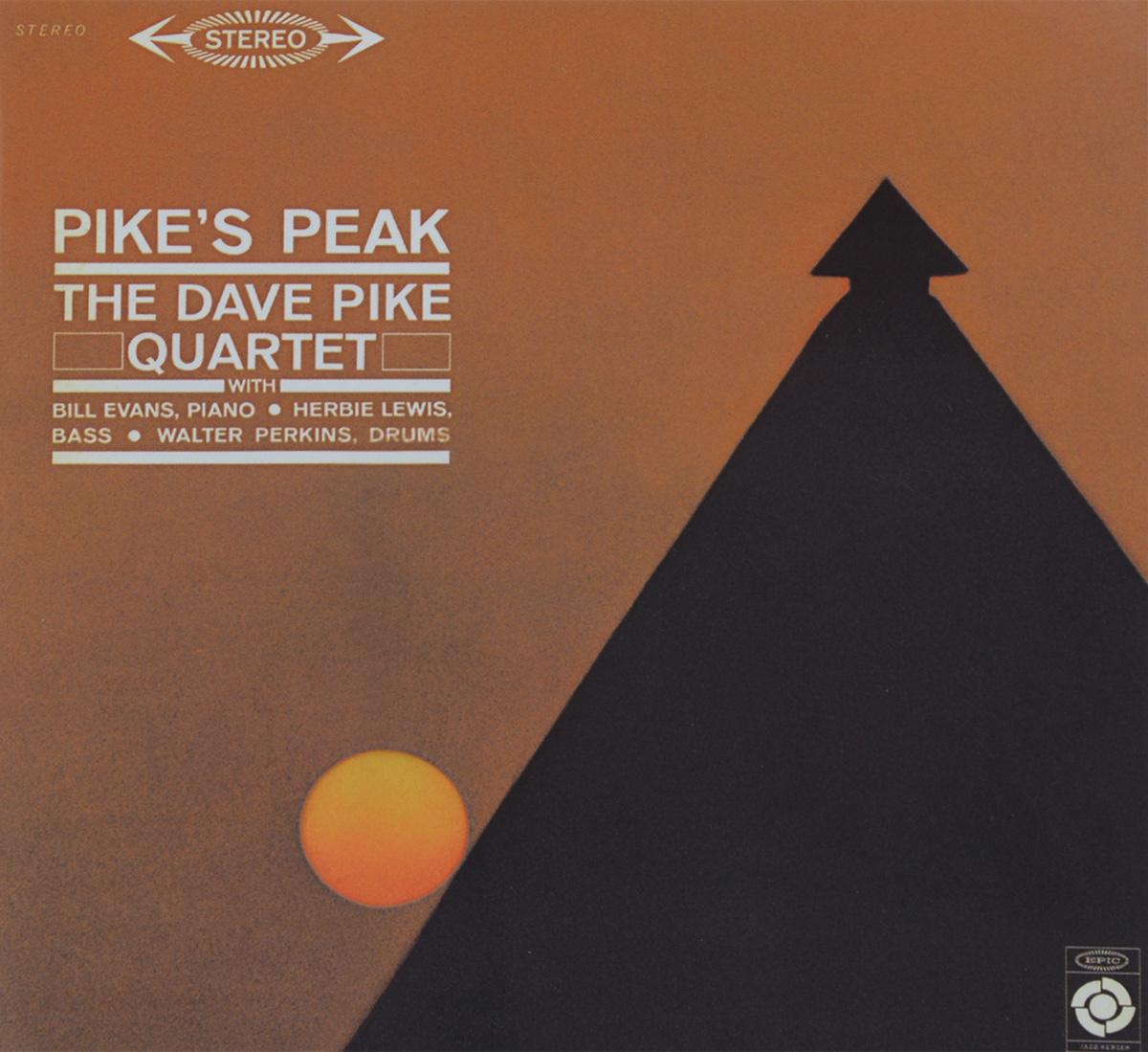 The Dave Pike Quartet Quartet. Pikes Peak