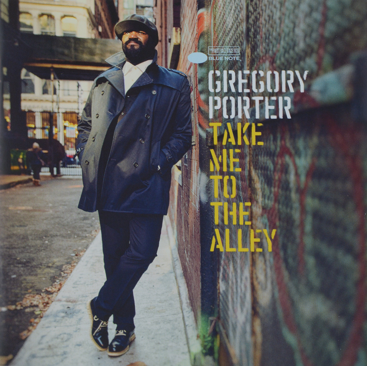 Грегори Портер Gregory Porter. Take Me To The Alley gregory porter gregory porter liquid spirit 2 lp