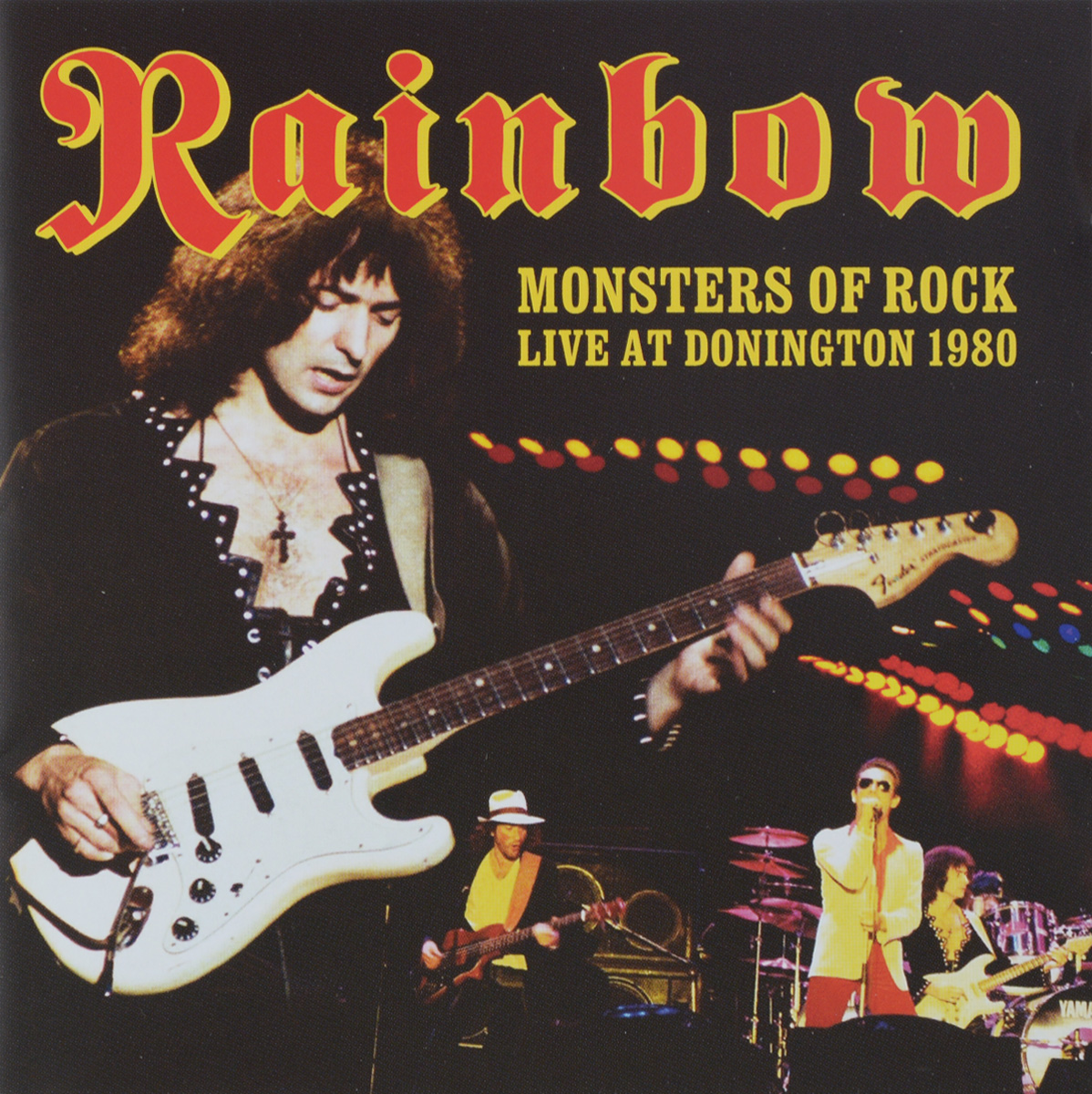 Rainbow Rainbow. Monsters Of Rock. Live At Donington 1980 (CD + DVD) vier promille ein letzter gruss live in leipzig 2007 dvd 2 cd