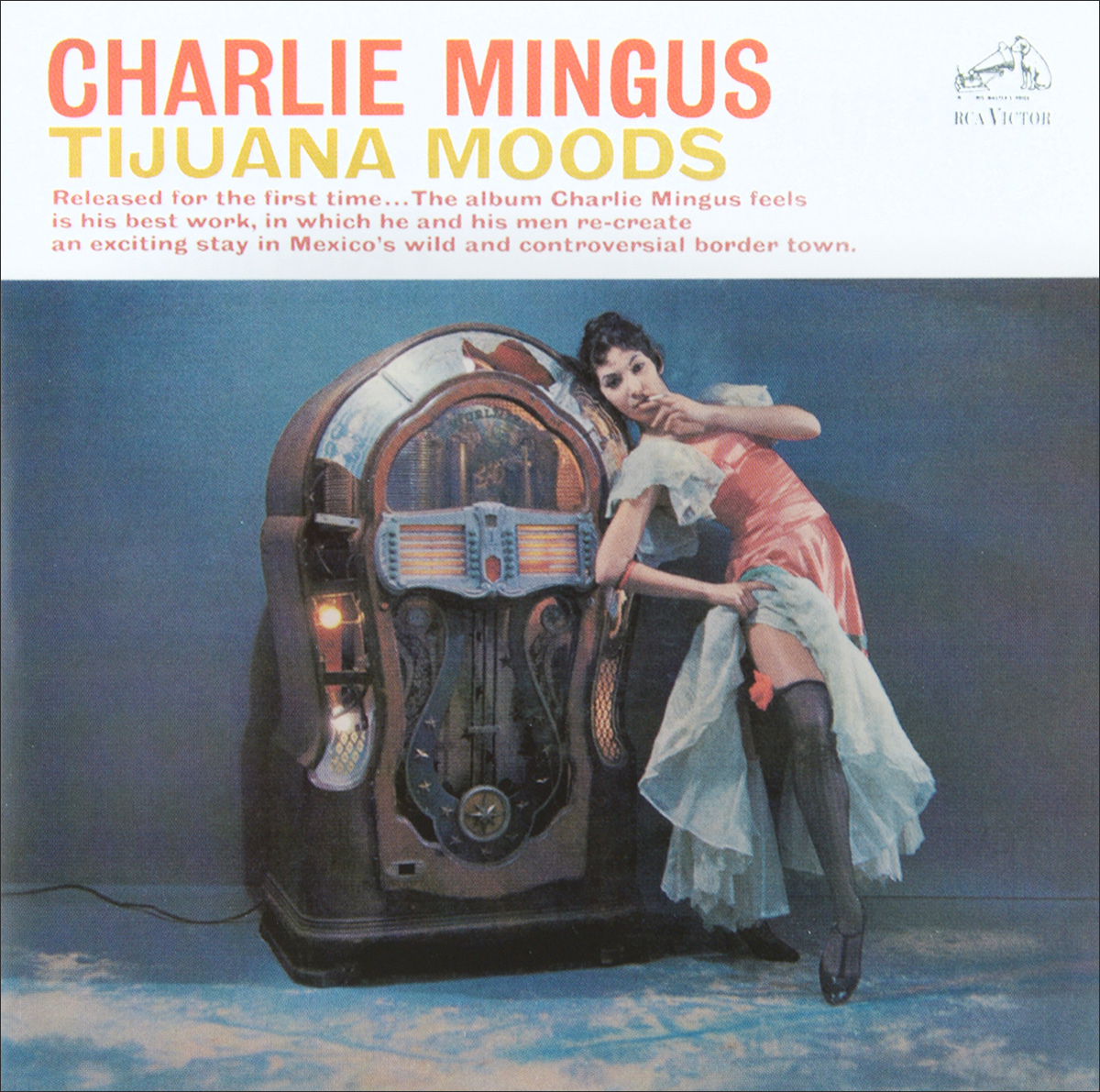 Фото - Чарльз Мингус Charles Mingus. Tijuana Moods charles mingus charles mingus the black saint and the sinner lady
