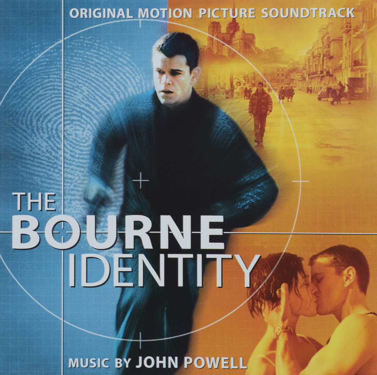 John Powell The Bourne Identity plpr4 bourne identity bk mp3 pk