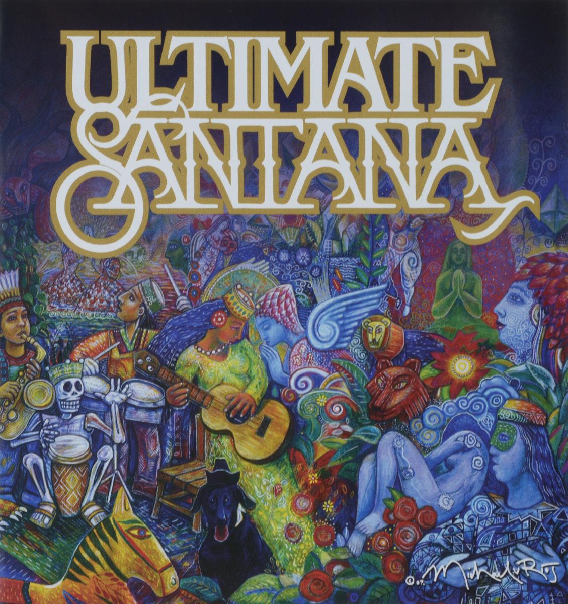 Карлос Сантана Santana. Ultimate Santana карлос сантана santana ultimate santana