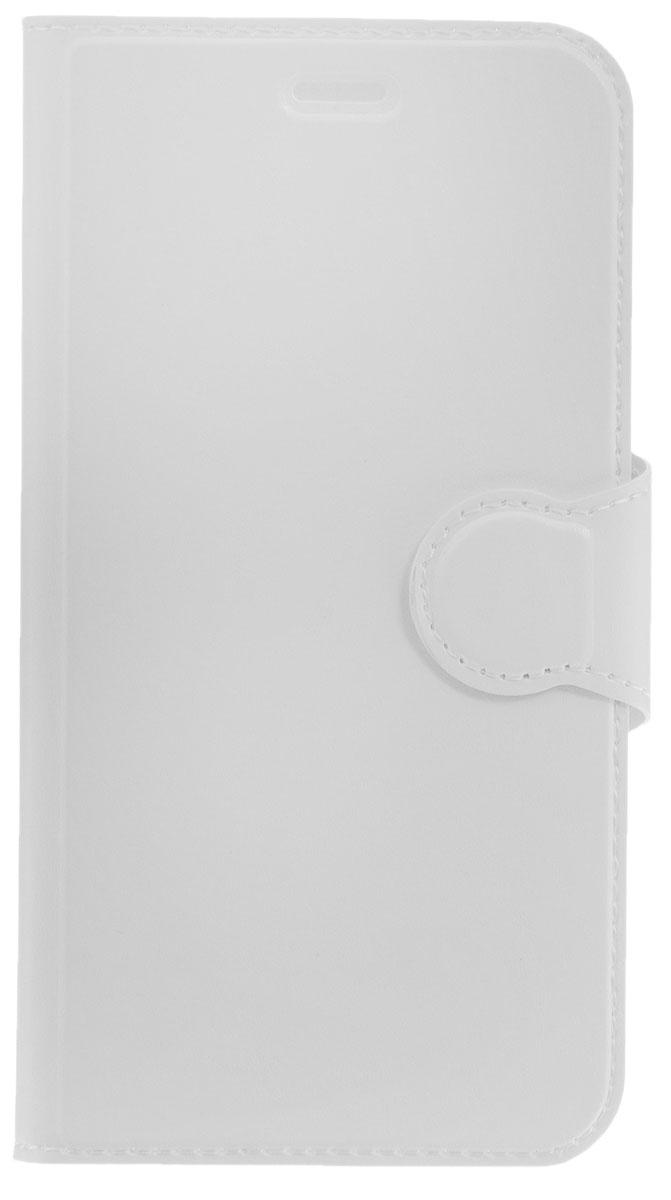 Red Line Book Type чехол-книжка для Samsung Galaxy J3 (2016), White