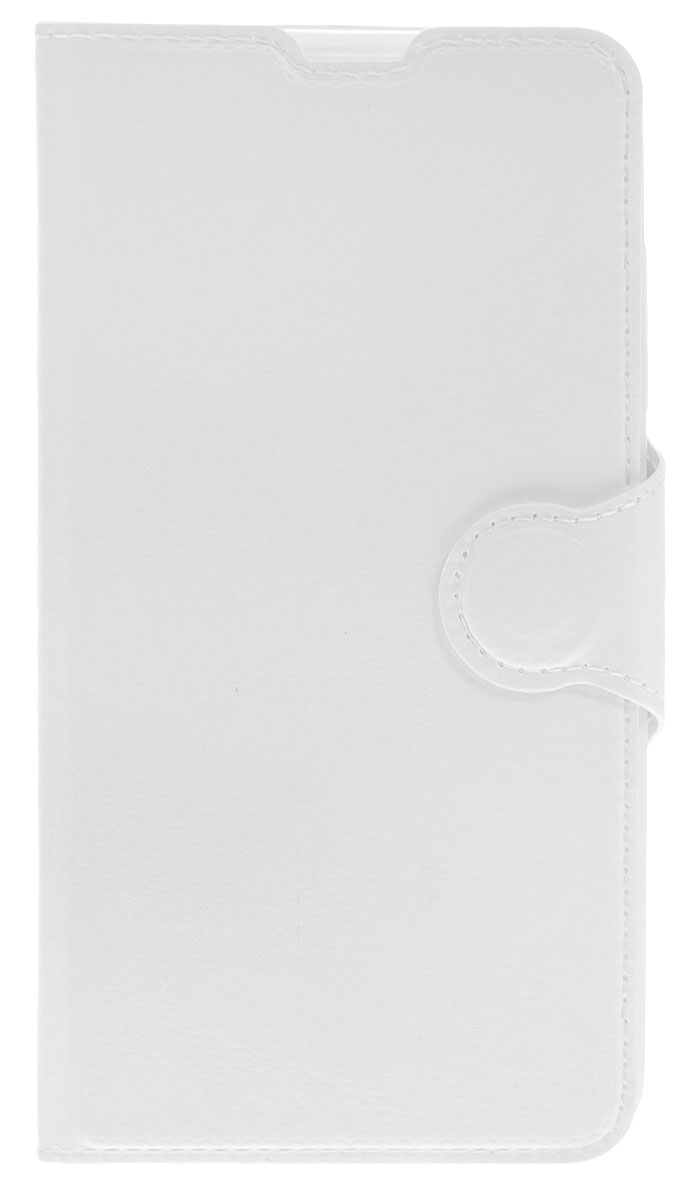 Red Line Book Type чехол-книжка для Microsoft Lumia 650, White стоимость