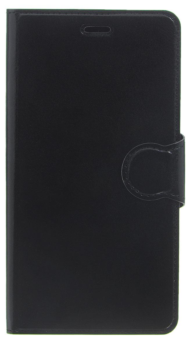 Red Line Book Type чехол-книжка для Samsung Galaxy A5 (2016), Black чехол книжка red line book type для xiaomi redmi 5 plus black