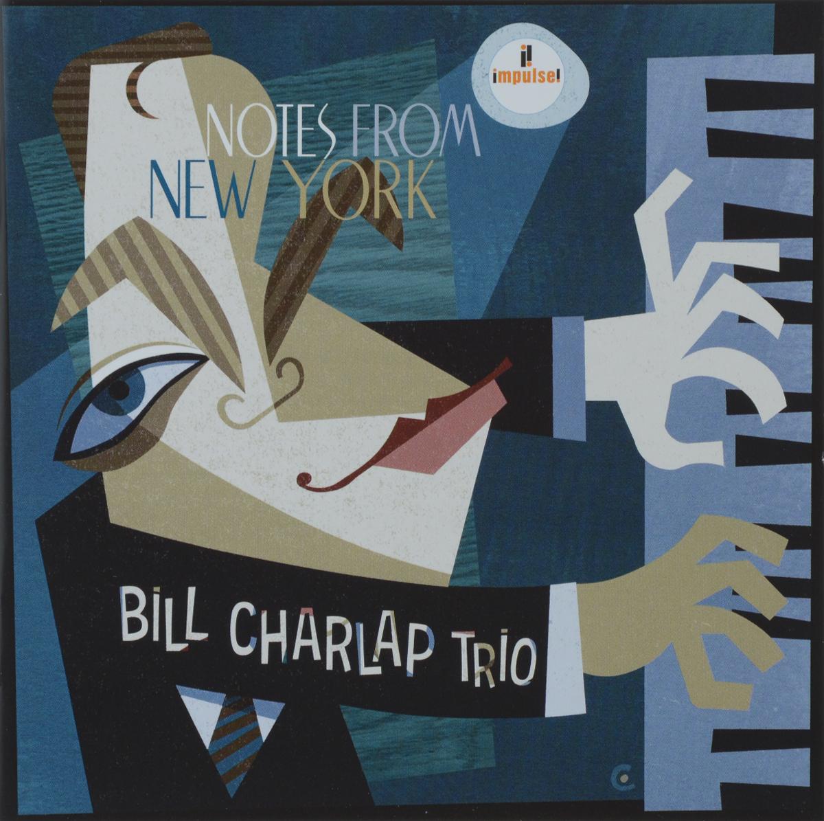 Bill Charlap Trio Bill Charlap Trio. Notes From New-York дайана кролл тони беннетт bill charlap trio tony bennett