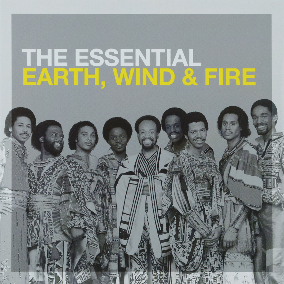 Earth, Wind And Fire & Fire. The Essential (2 CD)