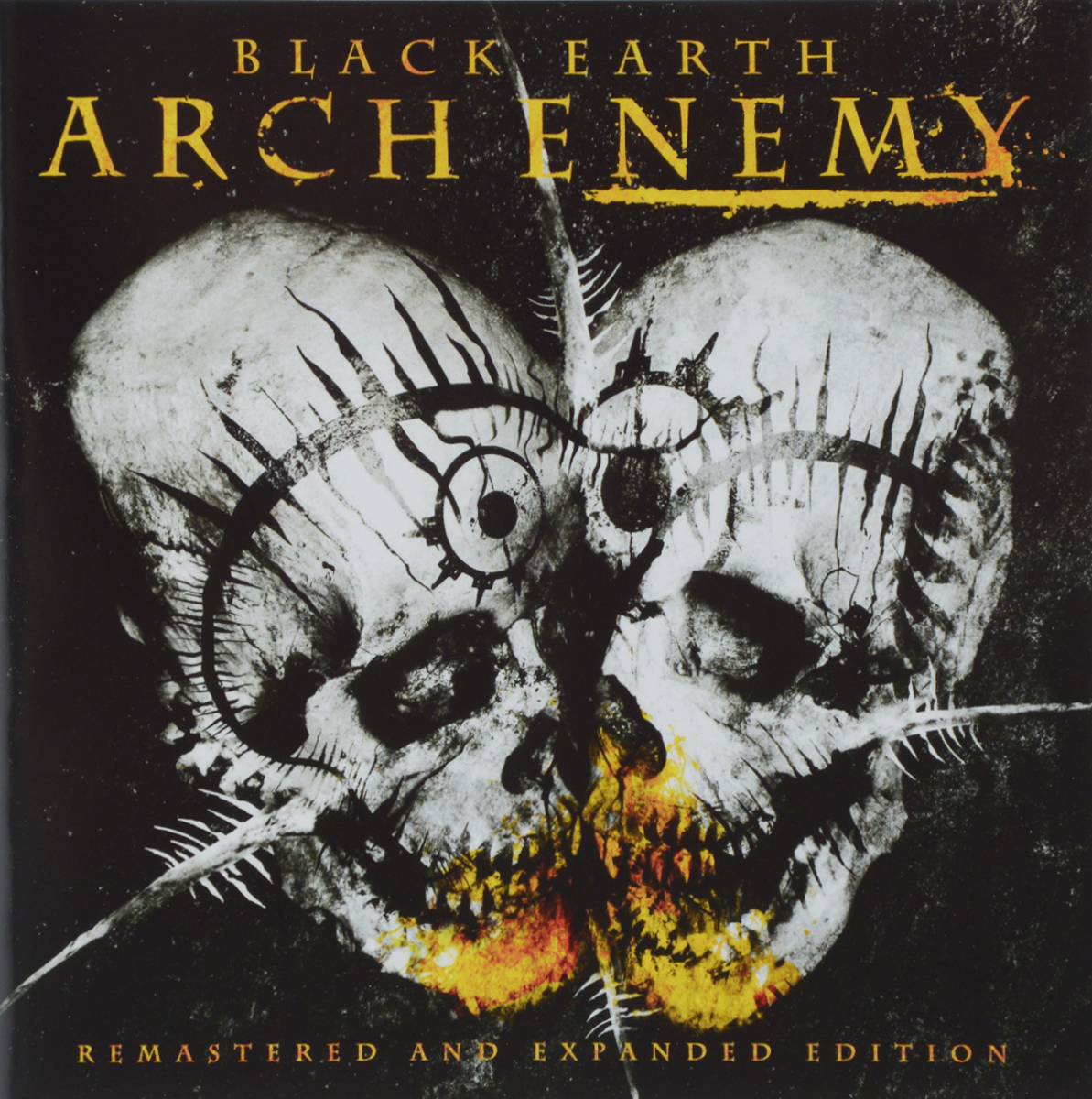 Arch Enemy Arch Enemy. Black Earth. Remastered And Expanded Edition (2 CD) arch enemy arch enemy burning bridges deluxe edition